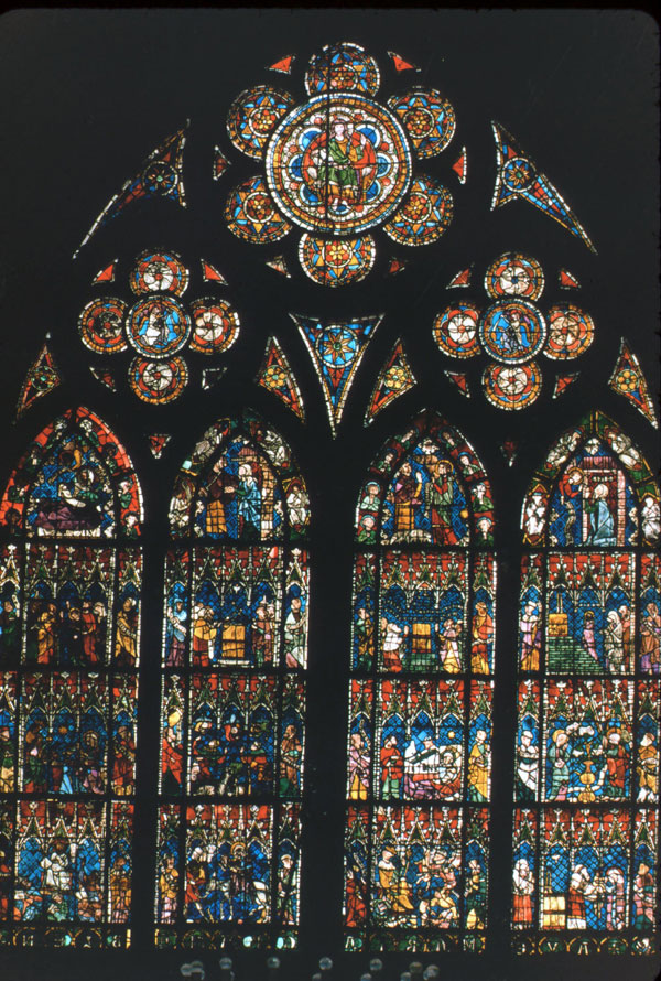 gothic church stained - photo #48